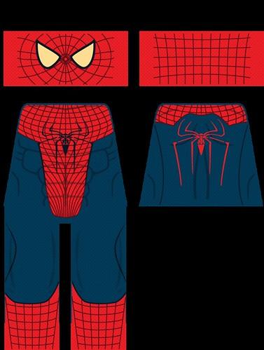 Amazing Spider Man  Costume For Kids