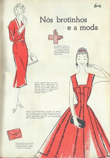Lady, Nº 5, Fevereiro 1957 - 34