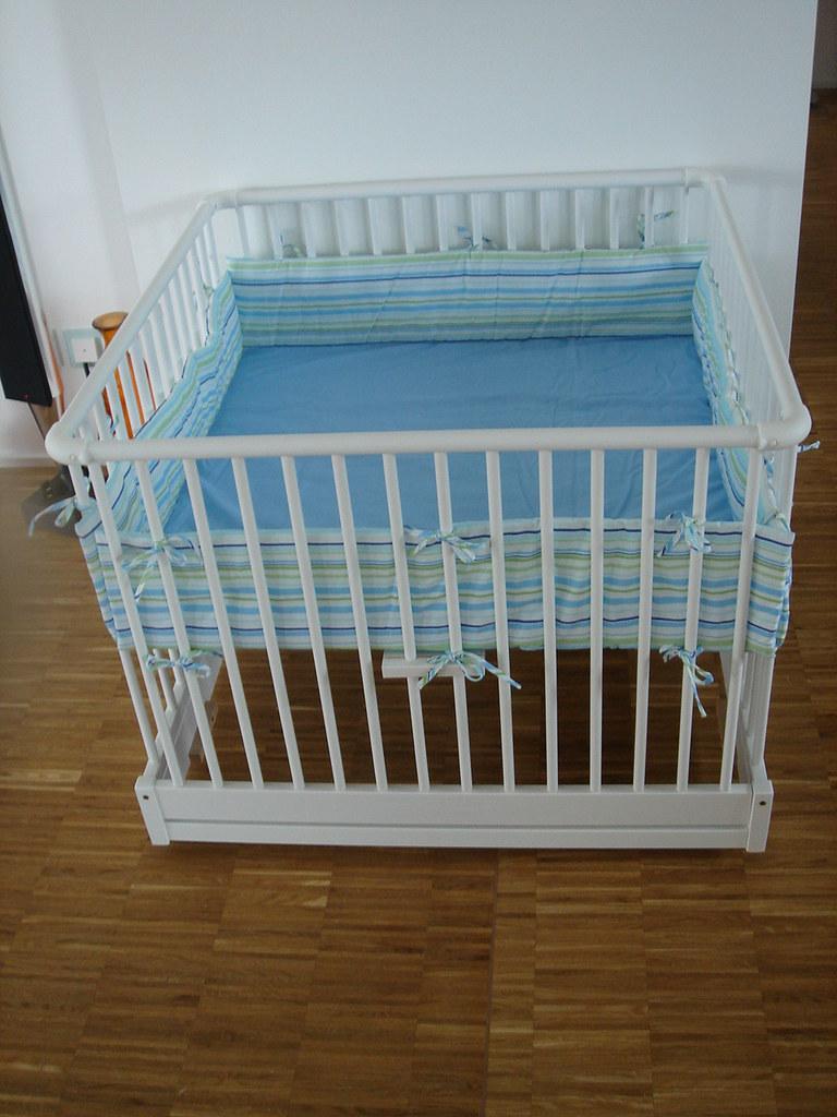 Babybett Wohnzimmer