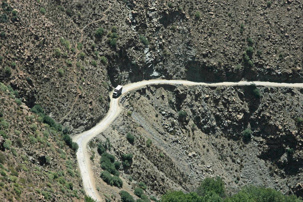 desenclavement de tamazirte ,Les Routes de l'Atlas Marocain 8173317378_f204c77008_b