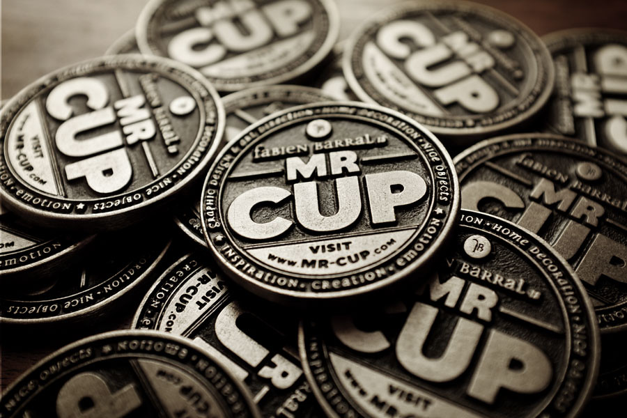 Mr Cup Coin business card / Mr cup now online ! | After almo… | Flickr