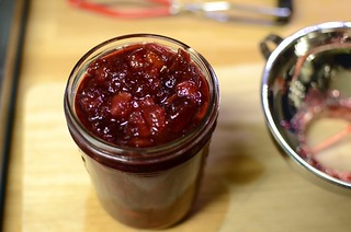 pear cranberry jam | by Marisa | Food in Jars