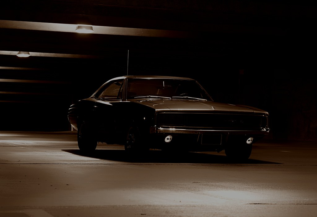 1968 Dodge Charger R/T - One More Time, With Attitude ...