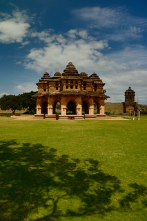 The Beautiful Lotus Mahal | Hampi | by VinothChandar