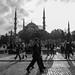 Passeggiata alla Moschea blu