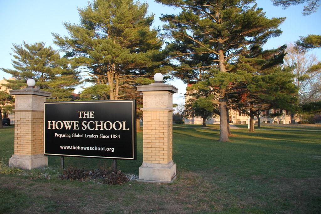 Howe Indiana Map.Howe Indiana Howe School Lagrange County In Google Map W