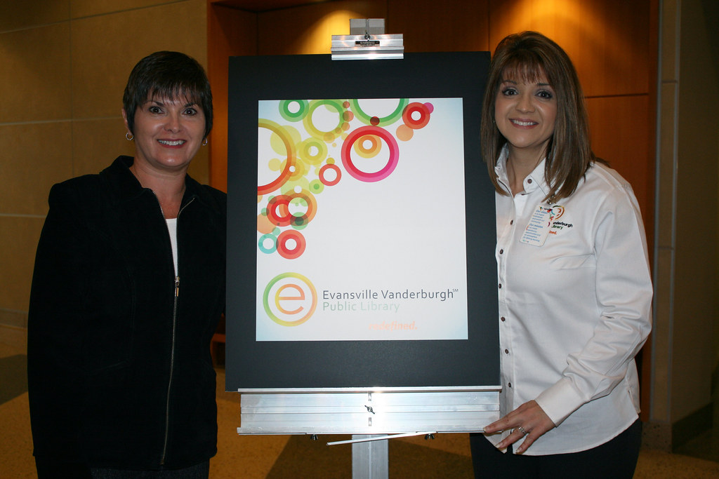 Denise Greenwell u0026 Amy Mangold with the new logo : Brand ...