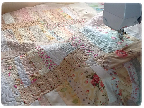 Quilting Sunday morning quilt | by jemerasp