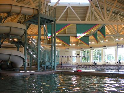 East boulder community center pools an indoor pool with - Campbell community center swimming pool ...