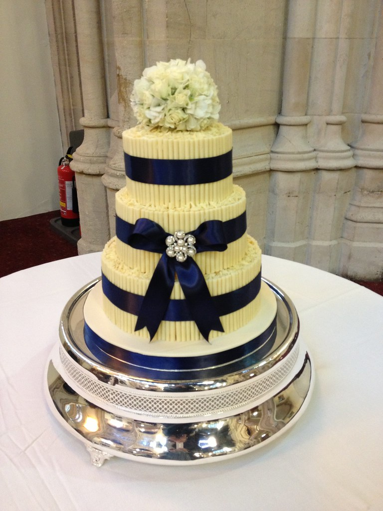 Today\'s wedding cake set up at the stunning Guild Hall in …   Flickr