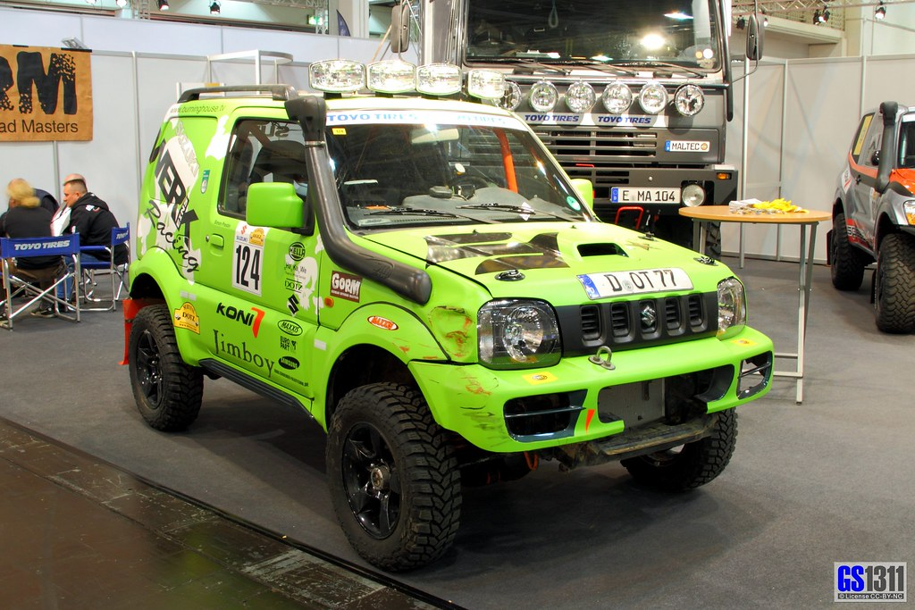 ... Suzuki Jimny | The Suzuki Jimny is a line of Off-road v… | Flickr