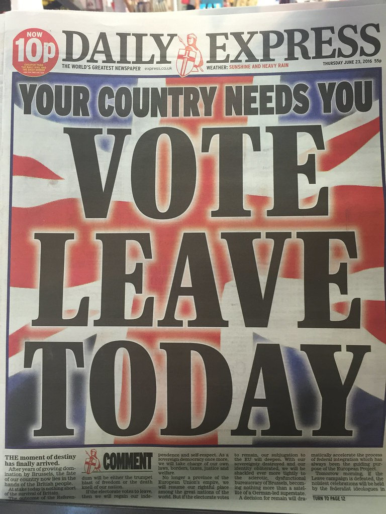 UK News Brexit Headlines 22nd June 2016 | Hi guys, If you ...