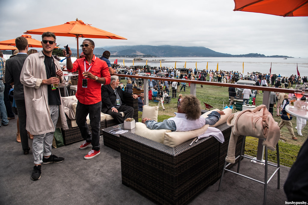 Pebble Beach Concours d'Elegance 2016