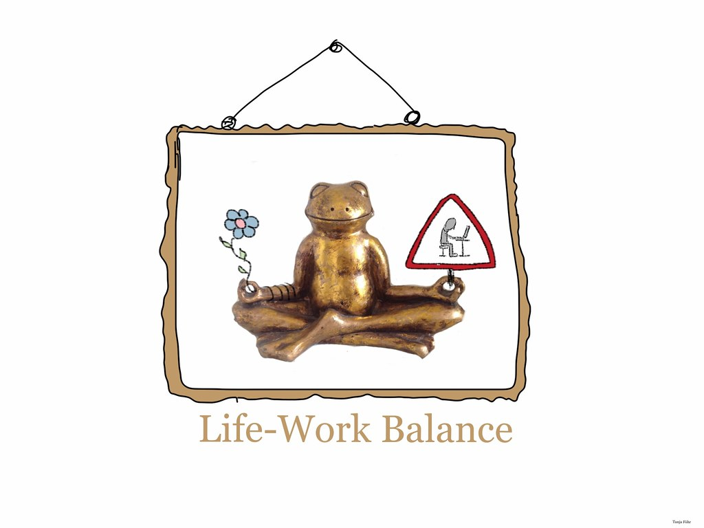 how to balance work and life melbourne