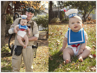 Stay Puft and Dad. (explored 11/11/12) | by stevenbley