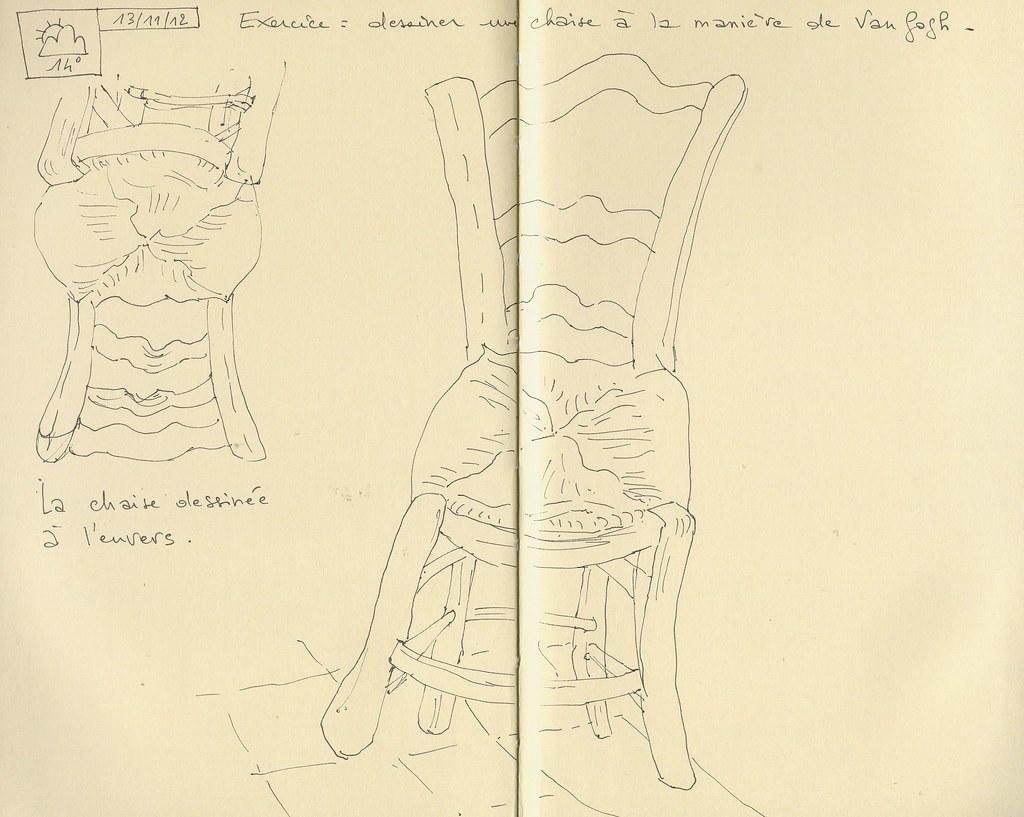 Sketchbook dessiner une chaise la mani re de for Comment dessiner une chaise
