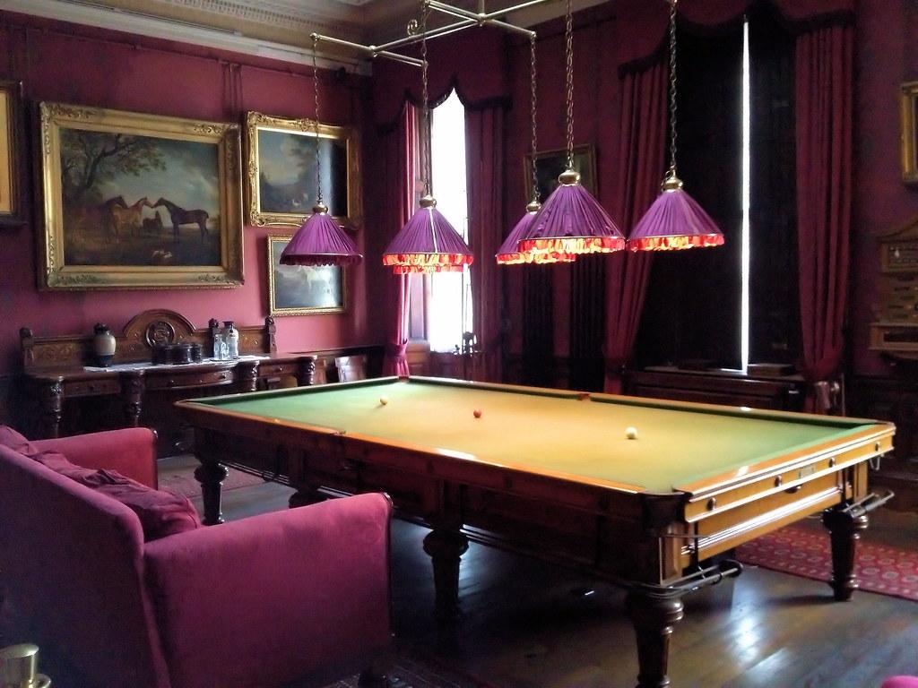 1000 images about billiard s rooms on pinterest billiard room - By Tony Beyga The Billiards Room Croxteth Hall By Tony Beyga