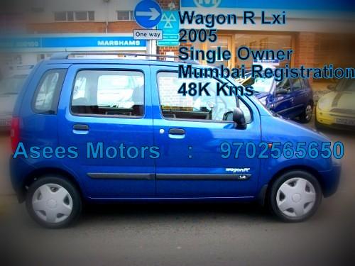 Used Car Dealer Mumbai Asees Motors Wagonr 05 Asees