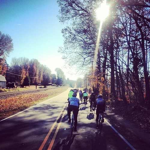 More photos from this mornings ride. | by arsbars