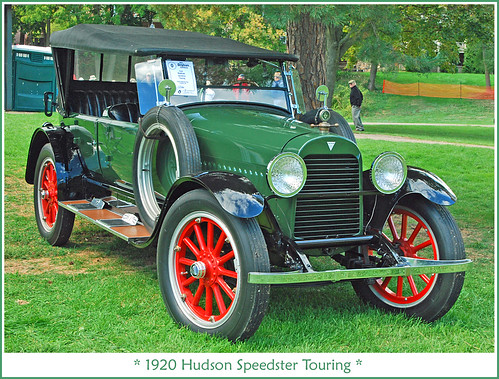 1920 Hudson Speedster Touring | by sjb4photos