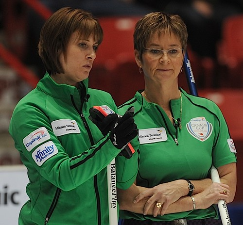 Stefanie Lawton & Sherry Anderson | by seasonofchampions