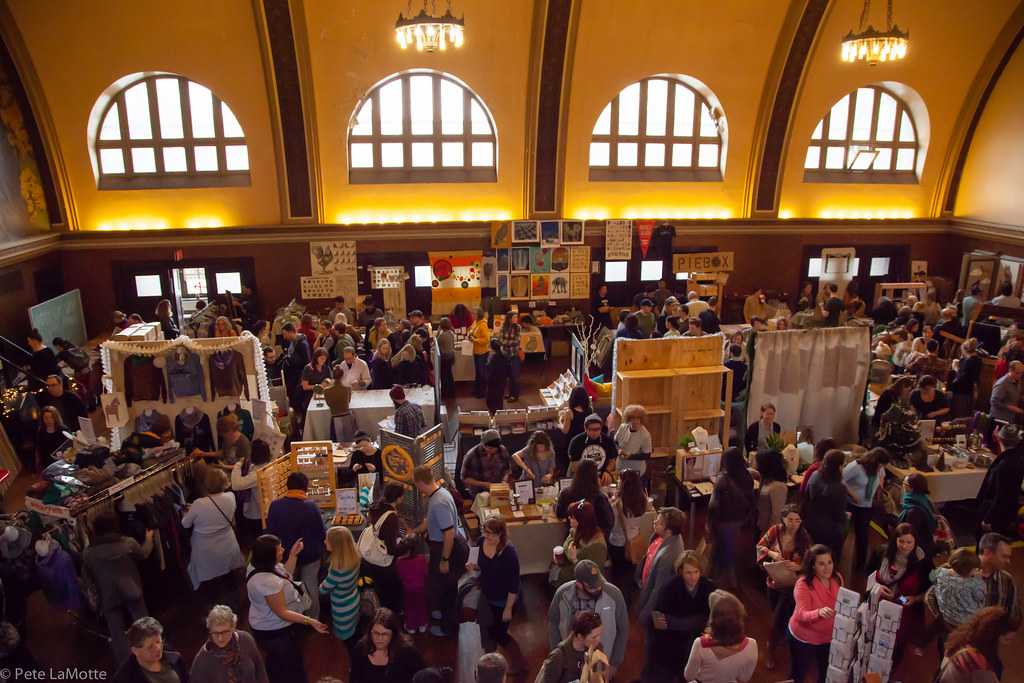 Holiday Craft Fair Moscow Id