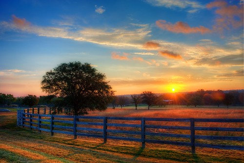Sunrise in the Texas Hill Country | by Jim Nix / Nomadic Pursuits
