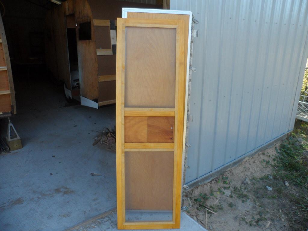 Reproduction Vintage Trailer Doors Screen Doors This Doo Flickr
