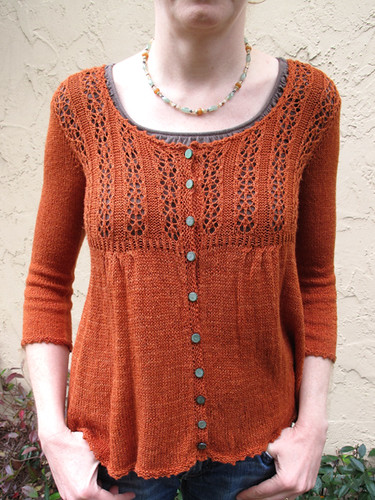 Laar Lace Sweater | by amyehodge