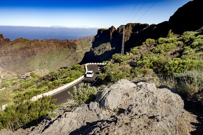Teno Mountains- Road to Masca - Tenerife, Spain