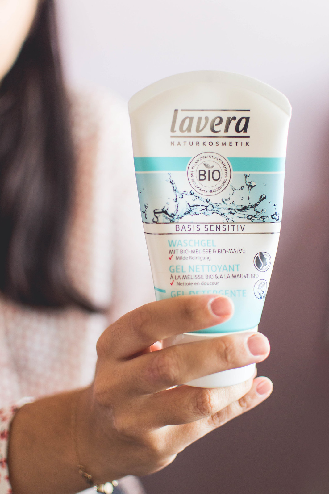 Lavera Basis Sensitive Cleansing Gel