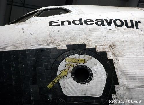 samuel oschin space shuttle endeavour display pavilion events - photo #27
