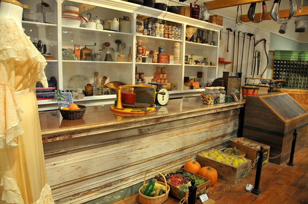 Old Time General Store We Occasionally Shopped In General Flickr