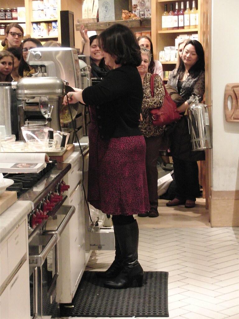Smitten Kitchen Deb Perelman Deb Perelman Smitten Kitchen Williams Sonoma 7  Mark Rifkin Twi