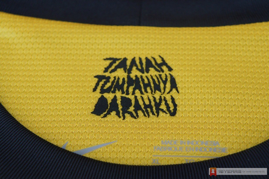nike shox chaussures de course mc - Hands-On] 2012 Malaysia National Football Home Jersey by \u2026 | Flickr