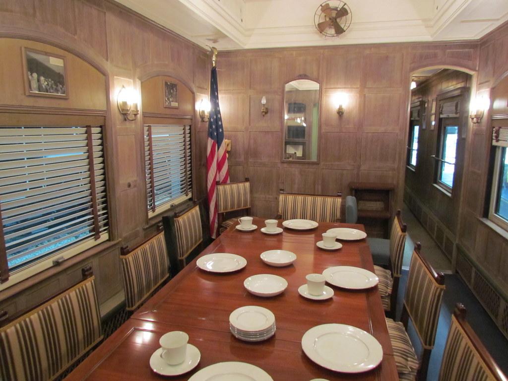 Ferdinand Magellan Presidential Rail Car U S Number 1 Im