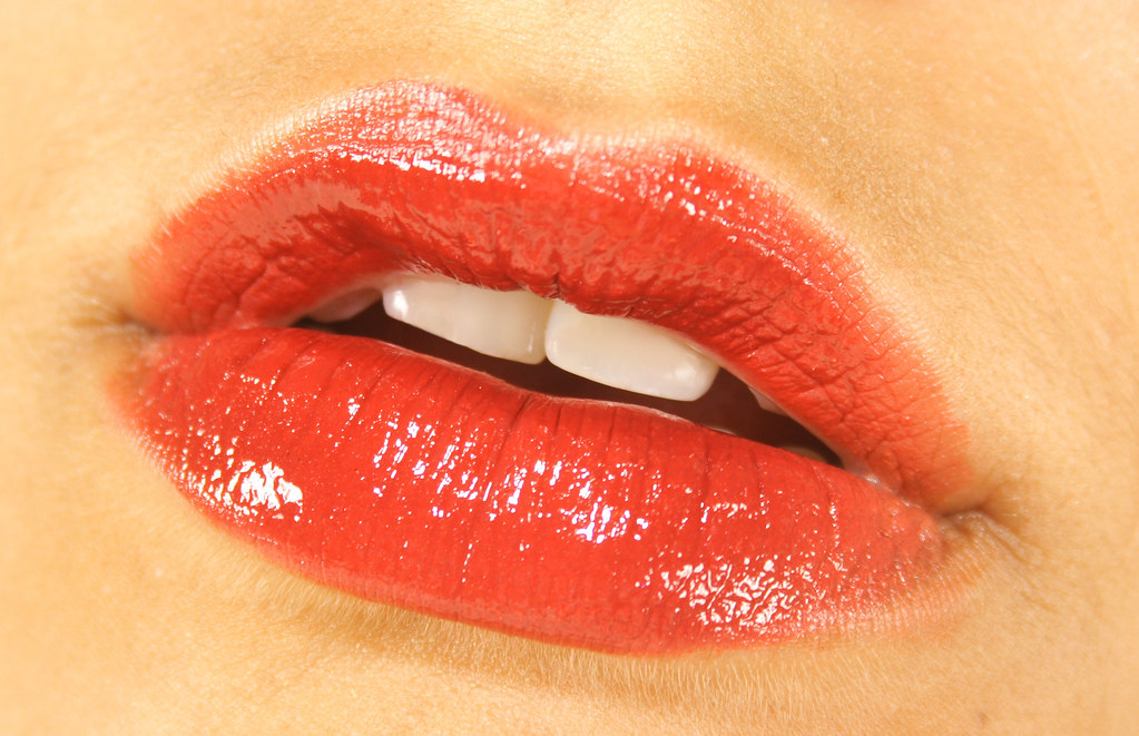 Image result for orangey red lipstick youtube