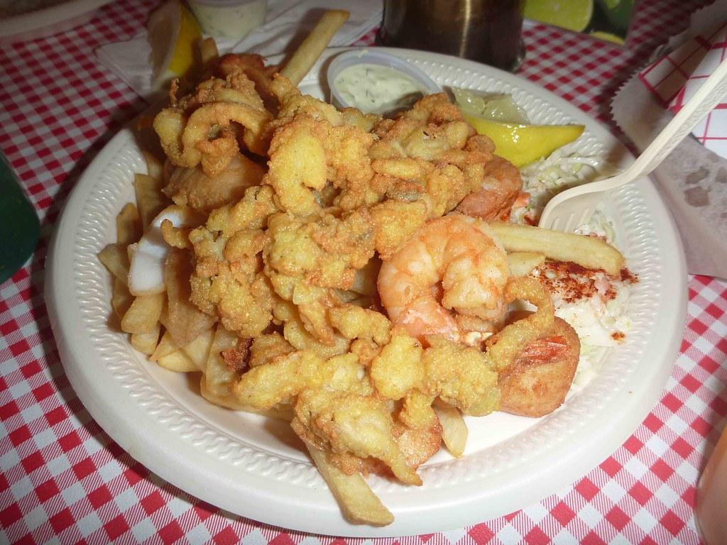 Cape Cod Seafood Restaurants