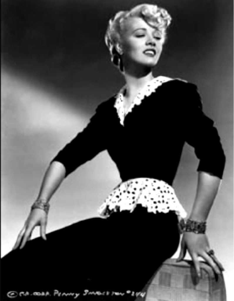 Very penny singleton nude pics assured, that