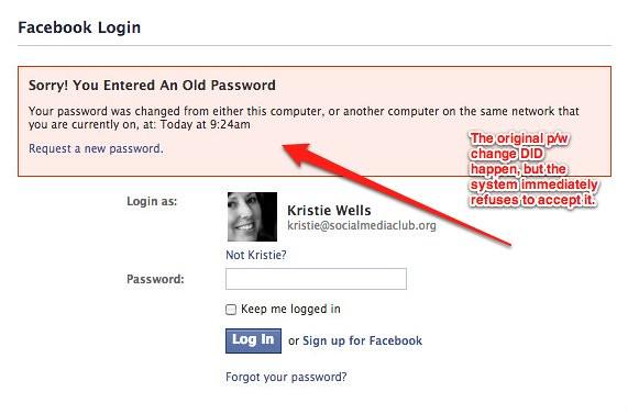 how to get my facebook password reset code