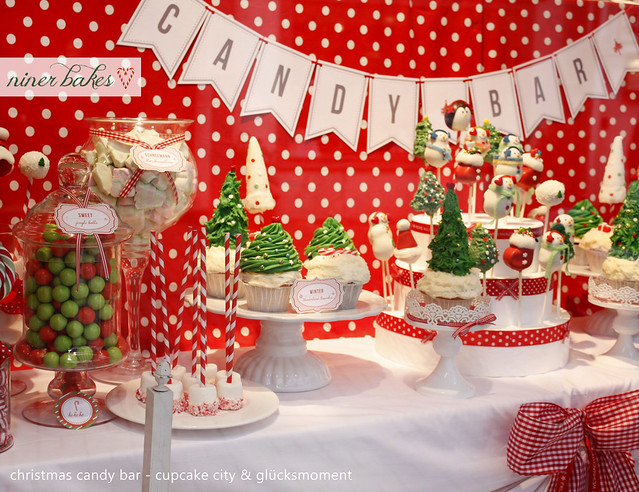 Christmas Candy Bar