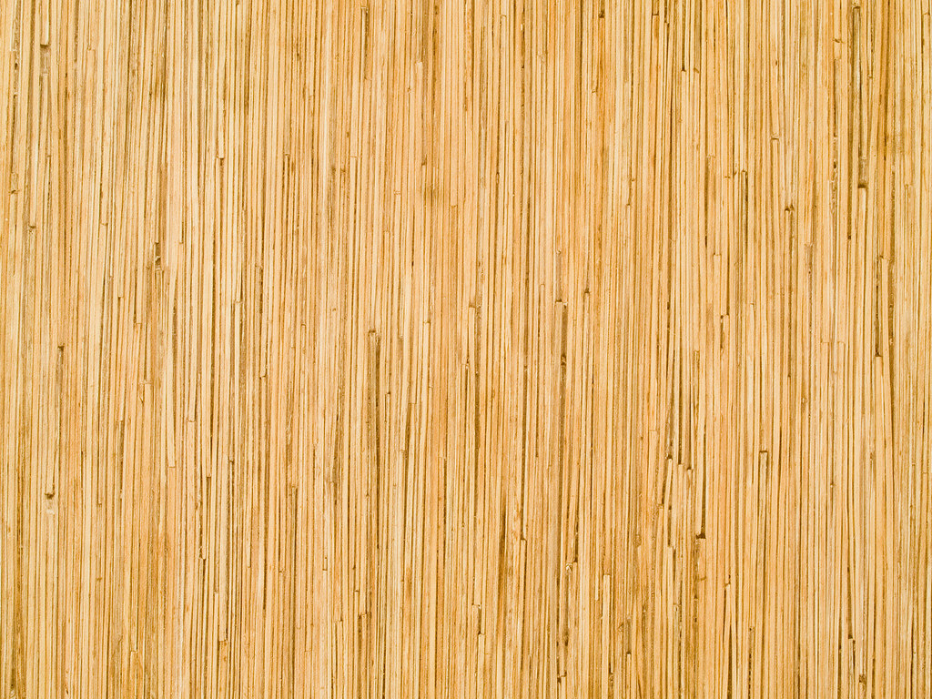 Pressed Bamboo Board Background Pressed Bamboo Board