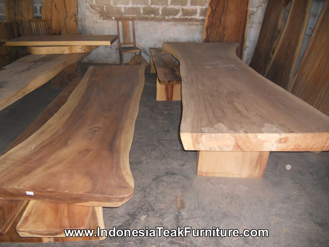 Large Natural Curve Suar Wood Table Slabs From Bali Flickr