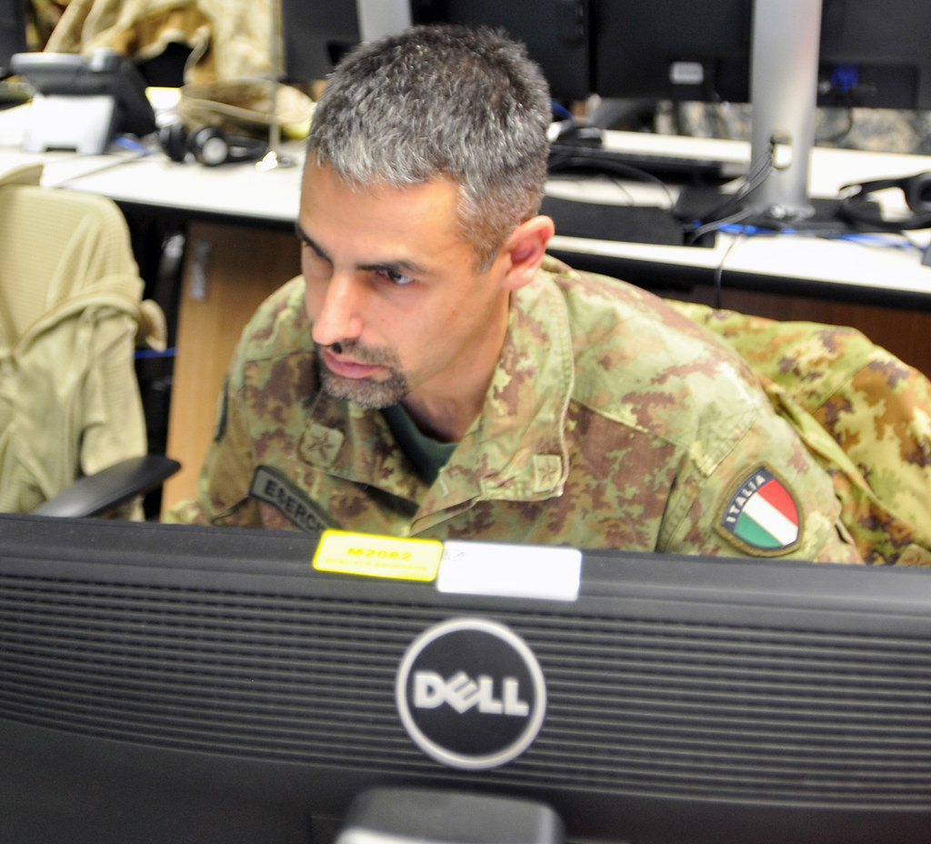 Joint operations center at exercise unified endeavor 13 1 flickr