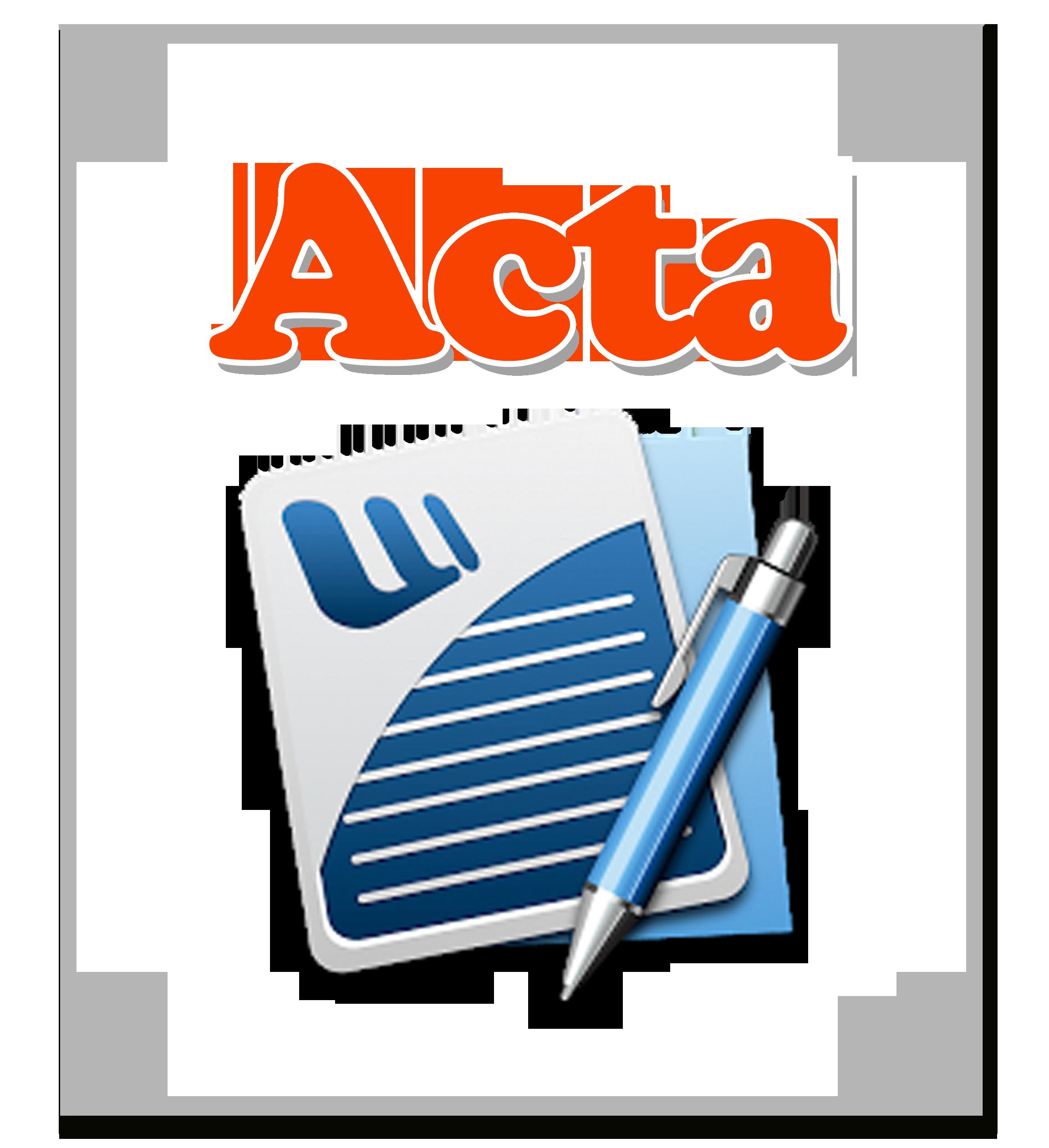 ACTA DE COMPROMISOS (AUDIENCIA PUBLICA INICIAL - API - RENDICION DE CUENTAS)