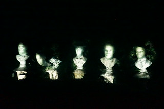 Singing Busts of the Haunted Mansion | by Disney, Indiana