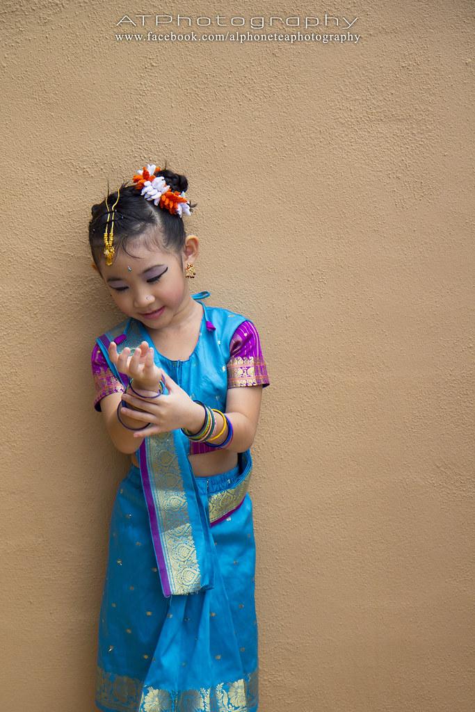 ... Little Indian girl (GI) | by Alphone Tea  sc 1 st  Flickr & Little Indian girl (GI) | Canon EOS 60D + EF-S17-55mm f/2.8 u2026 | Flickr