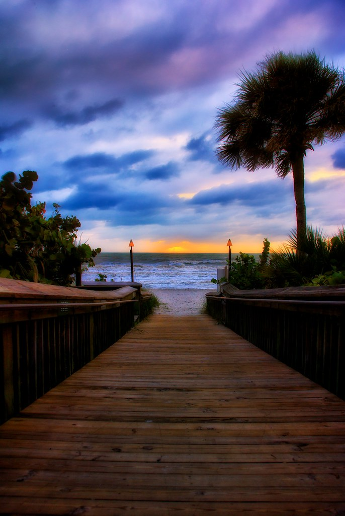 Sunset in Naples, FL | Naples, FL From the blog at: www ...