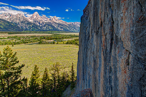 Tetons Across The Valley | by Jerry T Patterson