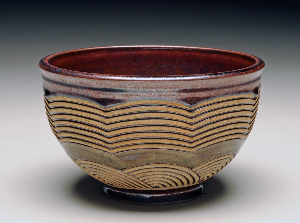 david macdonald stoneware bowl david macdonald of